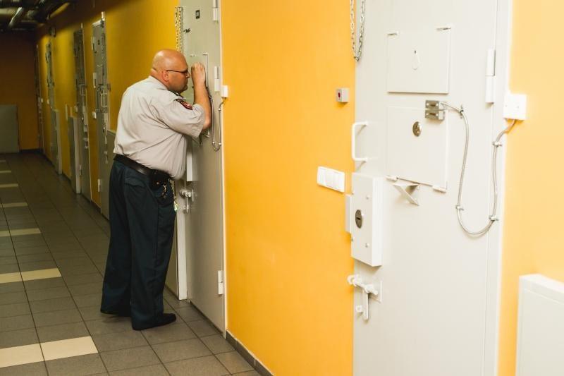 Praėjusią parą Klaipėdoje į areštinę uždaryti trys neblaivūs vairuotojai