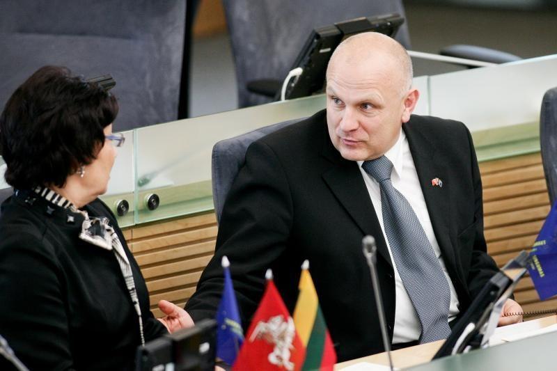 Raseinių meras R.Ačas rinkimuose į Seimą su žmona nekonkuruos