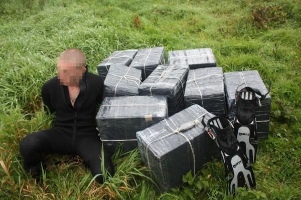 Rugpjūtį muitininkai sulaikė kontrabandos už 6,3 mln. litų