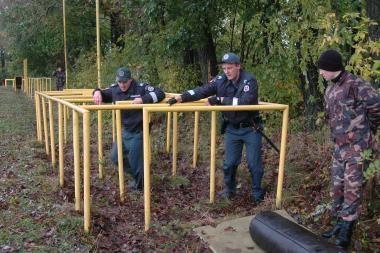 Policijos mokykloje – speciali mokymo programa