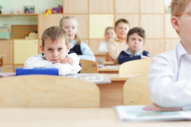 Punskas: vaikų lietuviškose mokyklose kasmet mažėja