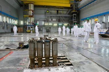 A.Kubilius: atominę elektrinę Lietuvoje pastatyti realu 2018-2019 metais