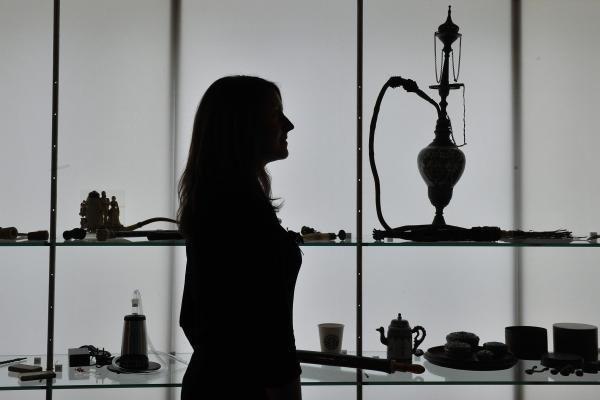 Londone atidaryta narkotikų paroda