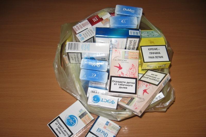 Kauno kioske buvo prekiaujama kontrabandinėmis cigaretėmis?