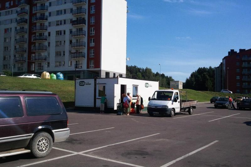 Lietuvoje surenkama vis daugiau antrinių žaliavų