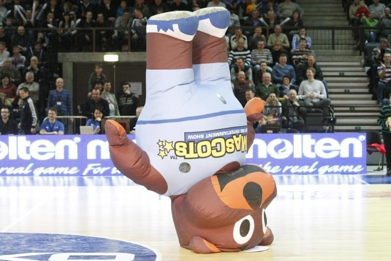 Klaipėdoje prasidėjo krepšinio žvaigždžių šventė