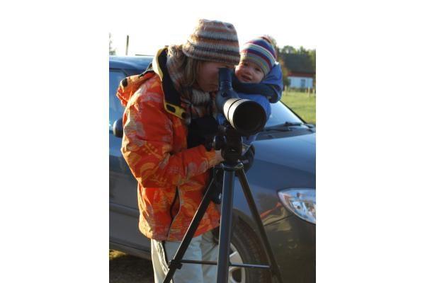 Paukščių stebėtojų ralyje - rekordiškas dalyvių skaičius