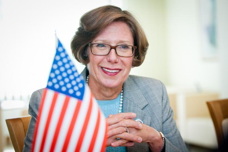 A.E.Derse: Lietuva ir JAV dirba kaip lygiaverčiai partneriai
