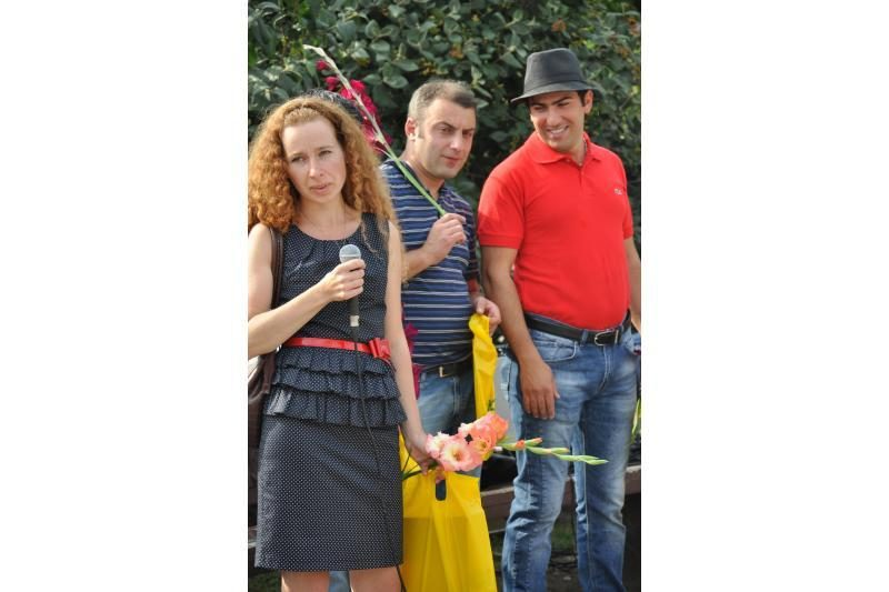 Švenčiančios Klaipėdos skvere – tarptautinė lauko tapybos paroda