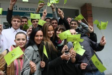 Lietuvos kolegijose mokosi daugiau nei ketvirtadalis visų aukštųjų mokyklų studentų
