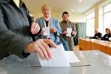 Naujoji sąjunga Seimo rinkimuose Marijampolėje kels R.Mažėčio kandidatūrą