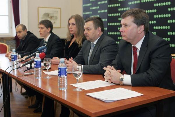 """Rėmėjas užaugino VMFD """"Žalgirio"""" ambicijas: vilniečiai jau norėtų ir A lygos medalių"""