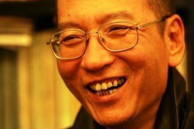 Nobelio taikos premija paskirta kinų disidentui Liu Xiaobo