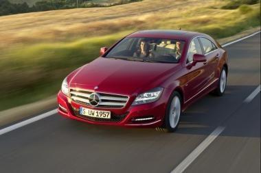 Naujasis CLS Europos automobilių salonuose pasirodys 2011-ųjų sausį