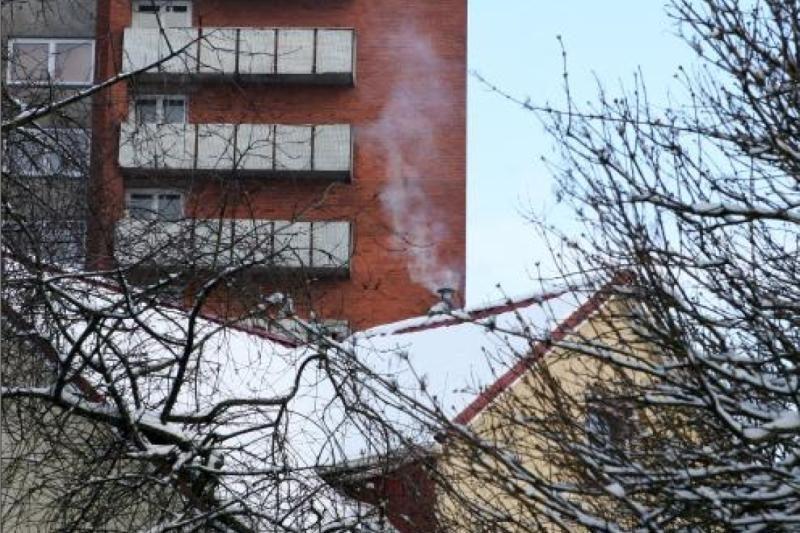 Klaipėdos daugiabučių prižiūrėtojai šalčių lauks sustiprinę pajėgas