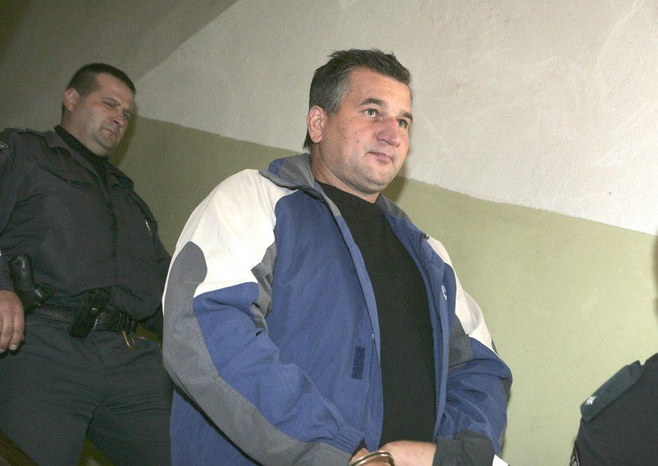 Buvęs policininkas nuteistas už išžaginimą