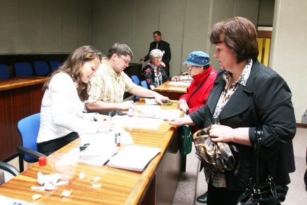EP rinkimai: klaipėdiečiai neskuba balsuoti iš anksto