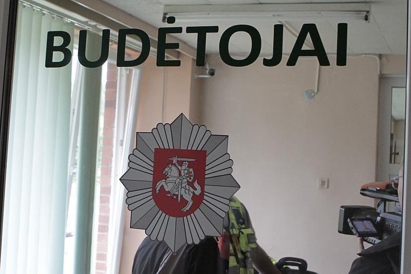 Klaipėdos policija prašo atsiliepti pedofilą išbaidžiusį žmogų