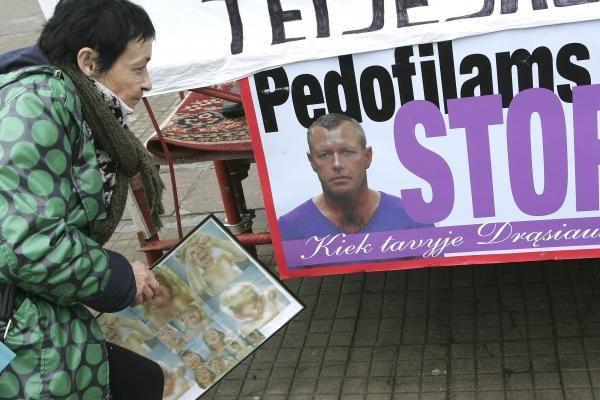 Po mitingo prieš pedofilus - mišios už prokurorų atsivertimą