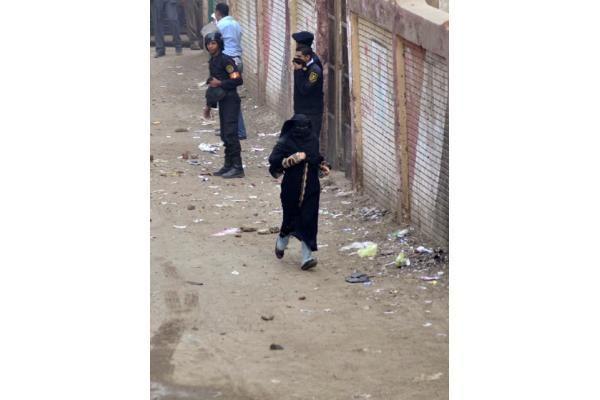 Per Egiptą po rinkimų nusirito riaušių banga