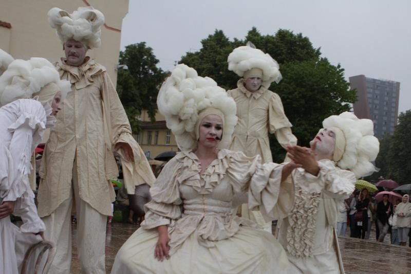 Klaipėdos lėlių teatras švenčia 20-ąjį jubiliejų