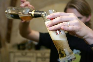Palangoje – renginiai apie aludarystės meną