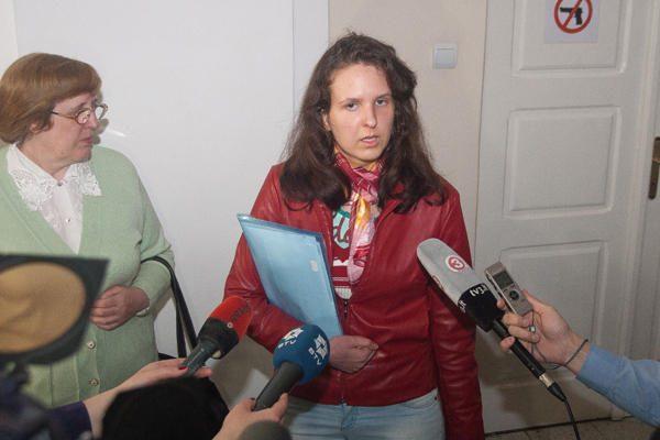 E.Kusaitė teismui sako buvusi provokuojama VSD (atnaujinta)