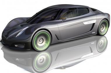 """""""Koenigsegg"""" gamins automobilį, naudojantį saulės energiją"""