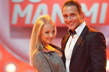 """""""Šok su manimi"""" pasirodys nauja pora – E.Straleckaitė ir ir M.Malakauskas"""