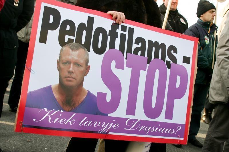 Įtariamas D.Kedžio bendrininkas R.Ivanauskas paleistas į laisvę
