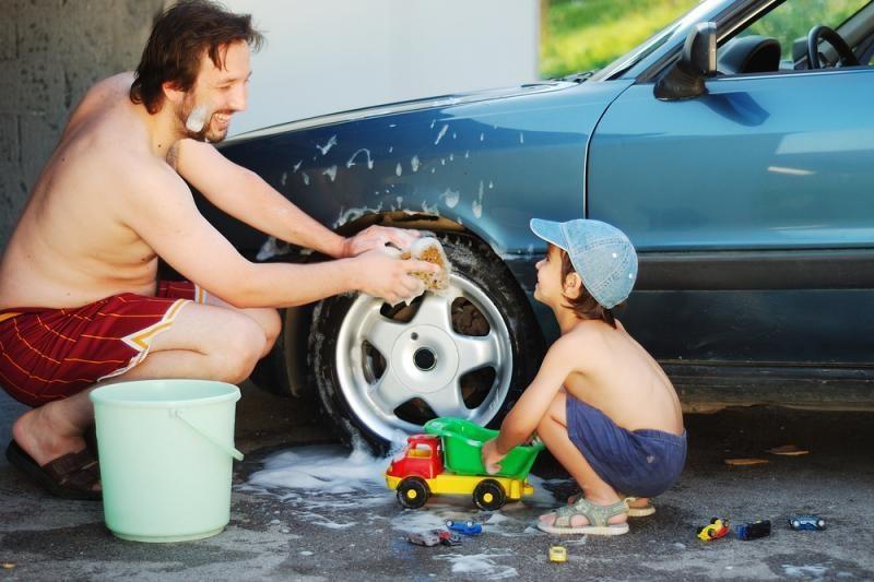 Automobilio plovimas neleistinoje vietoje gali stipriai atsirūgti