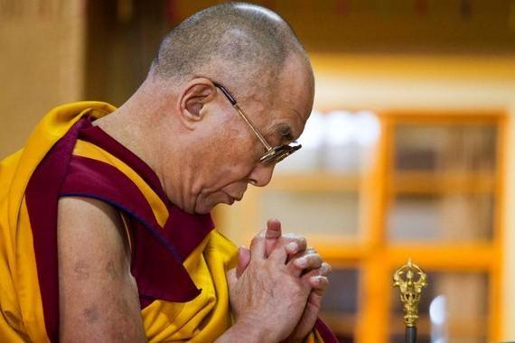 """Dalai Lama smerkia """"amoralią cenzūrą"""" Kinijoje"""
