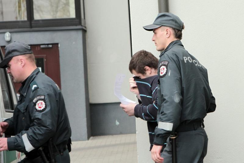 Policija atskleidė nėščiosios nužudymą Klaipėdoje