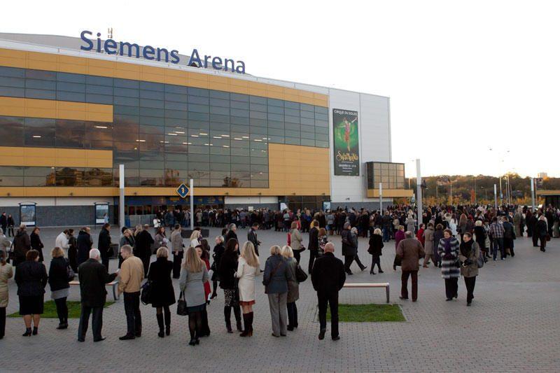 """Savivaldybės sutartį su """"Siemens"""" arena apskundė prokuratūrai"""