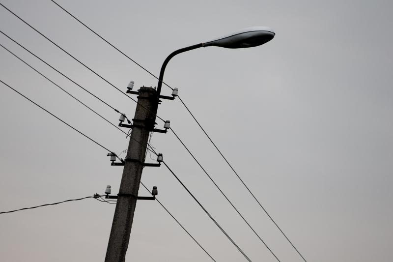 Dituvos gyventojai turėjo verstis be elektros