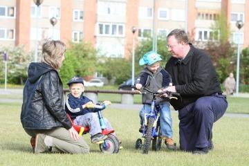Vilniuje rengiama Šeimų popietė