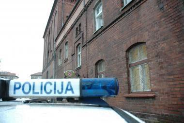 Klaipėdos policijos akcijai sukurti vaizdo filmukai