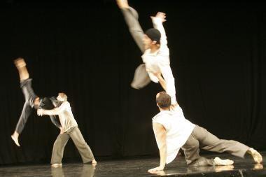 Lietuvos šokis – tarptautinėje šokio mugėje