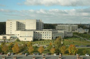 Klaipėdoje liks dvi ligoninės (papildyta)
