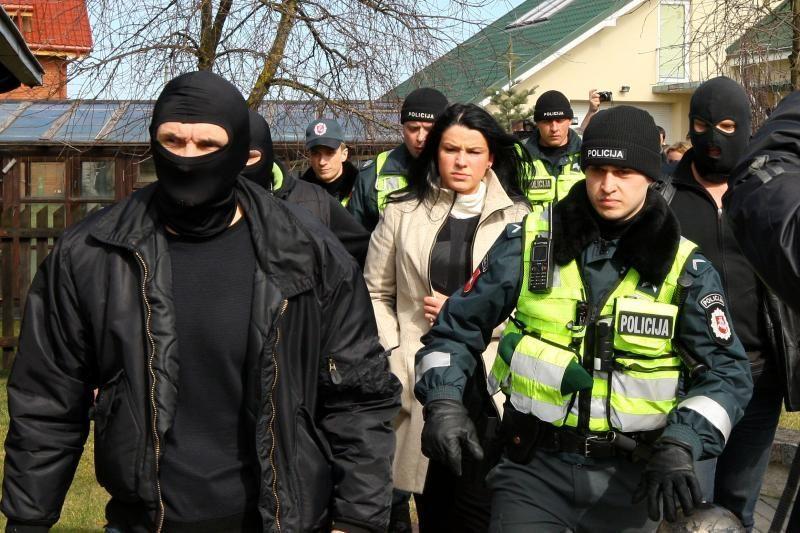 Lietuva gali sulaukti pylos iš Strasbūro dėl L.Stankūnaitės dukters