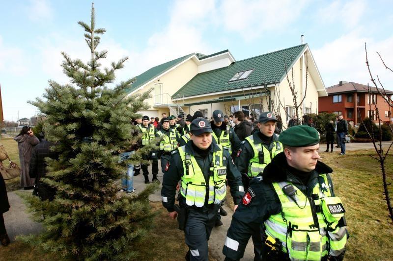 Etikos komisija: dėl įvykių Garliavoje nediskutuota teisėtai