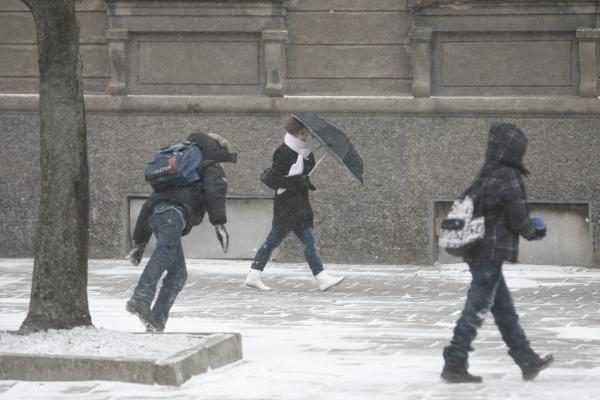 Klaipėdos kelininkams ir vairuotojams pūgos išbandymas