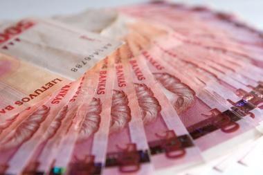 Vyriausybė jau išleido pusę rezervo fondo lėšų