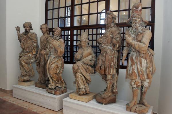 Bažnytinis paveldas pagaliau turi naują muziejų
