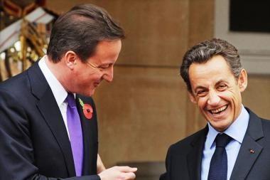 Britanija ir Prancūzija pradeda beprecedentį bendradarbiavimo gynybos srityje etapą