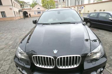 Labiausiai erzinantys vairuoja BMW
