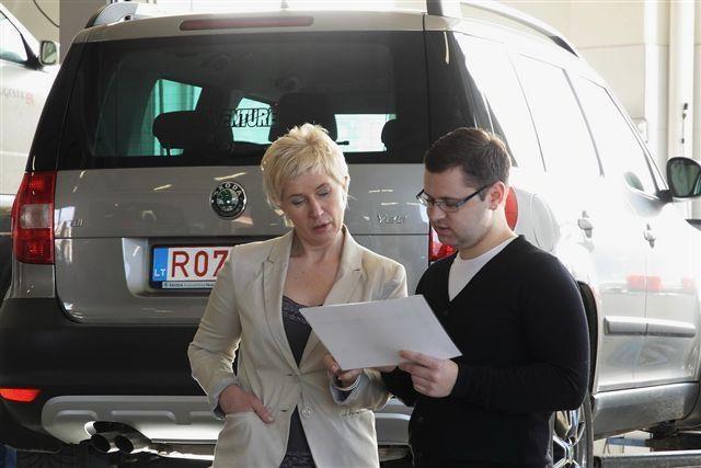 """Klaipėdoje duris atveria renovuotas """"Škoda"""" centras"""