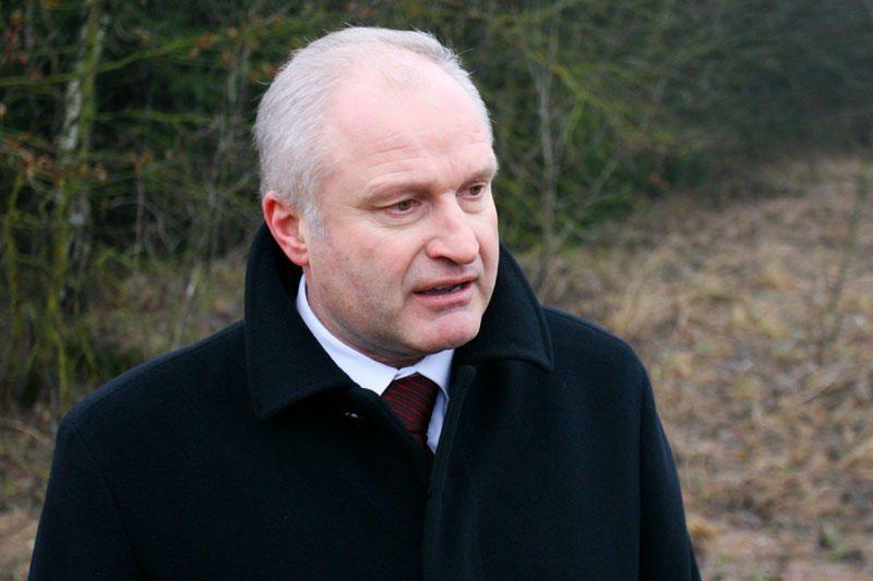 Buvęs ''Vilniaus vandenų'' vadovas B.Miežutavičius liko nenubaustas