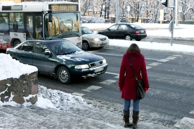 Klaipėdos policija prašo atsiliepti įvykio liudininkus