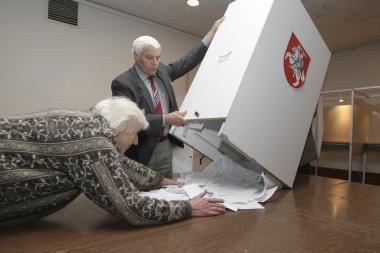 VTEK: Seimo nariai turėtų pranešti rinkėjams, jei savivaldos rinkimuose dalyvauja nerimtai
